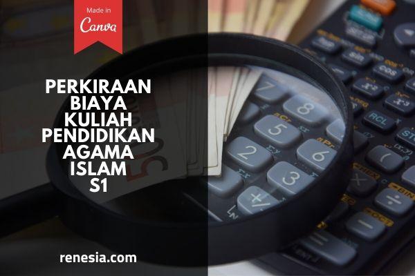 Biaya Kuliah Pendidikan Agama Islam
