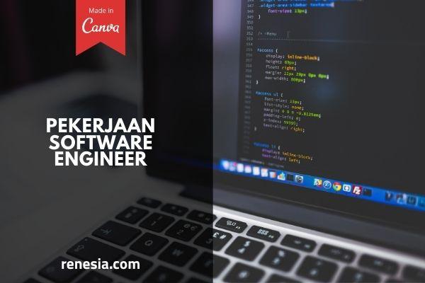 Pekerjaan Software Engineer